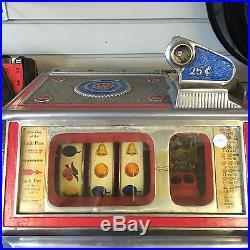 Antique 0.25 Cent Watling Slot Machine