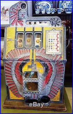 Mills war eagle nickel slot machine hornsby slot cars sydney