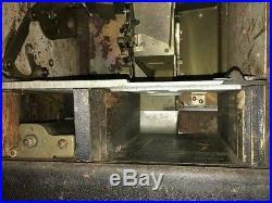 Antique 1940's Mills Jewel Bell Hi-Top 5 Cent Slot Machine