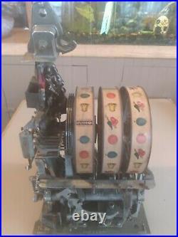 Antique 30s Pace Comet Penny 1c Slot Machine
