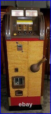 Antique Bally Hi Boy Slot machine