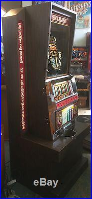Antique Bally Win a Classic Slot Machine ONLY 8 MADE