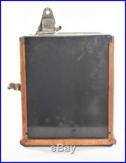 Antique Bantam Reserve 1 Cent Slot Machine Pace MFG Co. #C33534 Circa 1930's