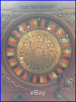 Antique Caille Brothers Slot Machine