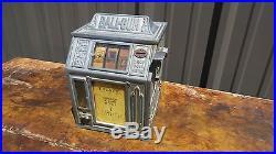 Antique Cigarette Slot Machine Ball -Gum
