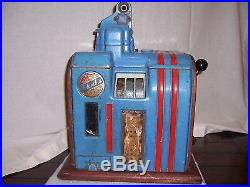 Antique Columbia Slot Machine Jackpot Payout Original
