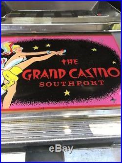 Antique Grand Casino Slot Machine