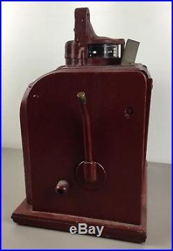 Antique Groetchen Columbia Slot Machine Vintage Player Coin Op