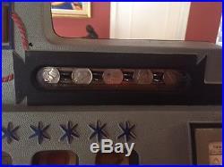 Antique Mills Castle Front 5 Cent Slot Machine 1930's