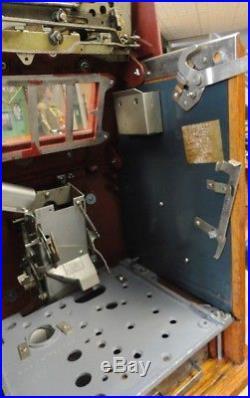 Antique Mills High Top Owl 5 Cent Slot Machine