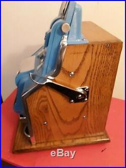 Antique Mills QT Slot Machine'FULLY RESTORED' coin op