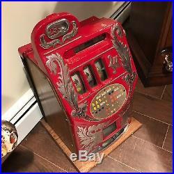 Antique Mills Slot Machine 25 cent all original