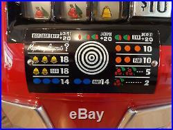 Antique Mills Slot Machine Bell 5 Cent