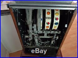 Antique Mills Slot Machine Bonus Horse