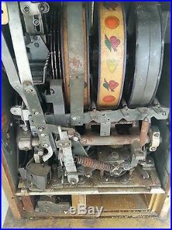 Antique Mills Slot Machine Bonus Horse Parts/Repair