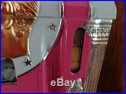 Antique Mills Slot Machine Roman Head