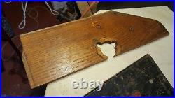 Antique Mills Slot Machine Wood Side Parts For Restoration Needs