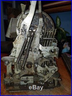 Antique Mills nickle slot machine