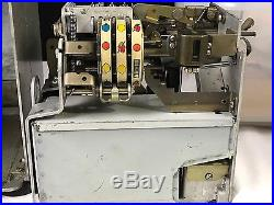 Antique Nickle Slot Machine 1930's