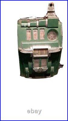 Antique Pace One Cent Slot Machine