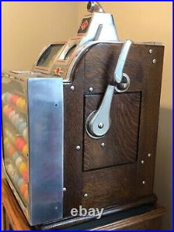 Antique Slot Machine