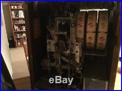 Antique Slot Machine Jennings DUTCHESS (. 01 cent)