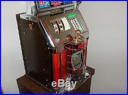 Antique Slot Machine Jennings Governors Choice Slot Machine