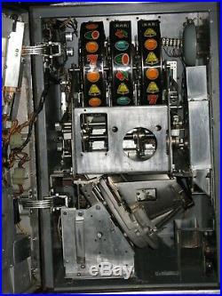 Antique Vintage Bally's Slot Machine' Model 742-a Clean' Nice Shape