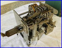 Antique Vintage Mills Vest Pocket 5c Nickel Slot Machine WORKS