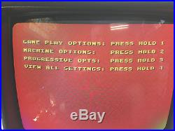 Bally Video Poker V5500 Joker Poker Coins Only Play To 1 To 5 Coins