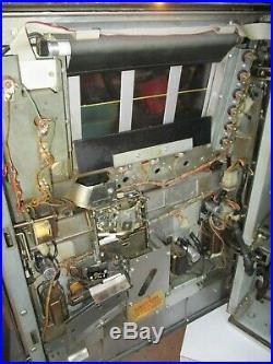Bally 1980 Slot Machine 1209 E, Project Game, Non Working, Complete