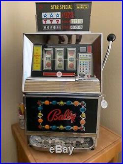Bally 25 cents Slot Machine
