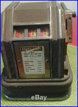 Bally Baby slot machine