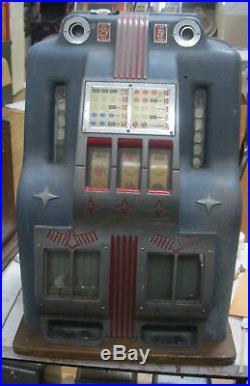 Bally Double Bell Slot Machine