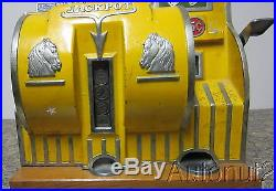 Bally Reliance Dice Craps slot machine 1937-1938