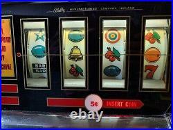 Bally Slot Machine