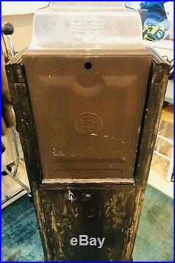 Beautiful 1940s Jennings Standard Chief 5 Cent Slot MachineWorks