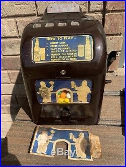 Beer Theme Bar Boy Gambling Trade Stimulator