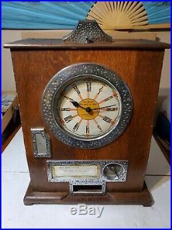 Bryan's TWELVEWIN Clock Game English Penny 1 Cent Slot Machine WORKING
