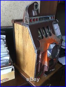Bursting Cherry 25 Cent Slot Machine