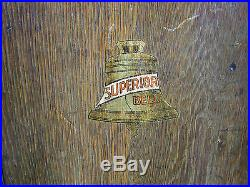 Caille Superior Bell Antique Dime Slot Machine-1928-works-beautiful Condition