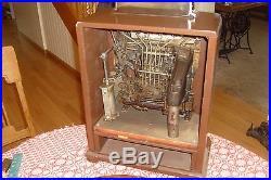 Caille Ben Hur Circa 1903 50cent antique slot