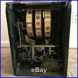 Callie Superior Bell Jackpot Quarter / 25 Cent Slot Machine