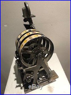 Circa 1931-36 MILLS NOVELTY lion head(or wolf) 10 cent slot machine
