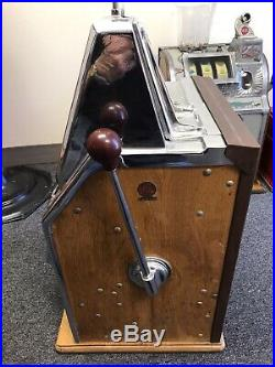 Classic 1939 Jennings Super Chief Slot Machine