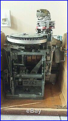 Columbia Slot Machine For Parts or Restoration