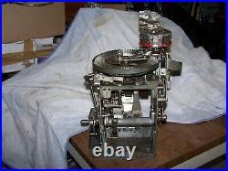 Columbia Table Top Slot Machine 5 Cent Parts or Repair