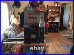 Dick delong mills slot machine. 10 cent mills black cherry