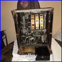 Dime Watling Rol-top Slot Machine