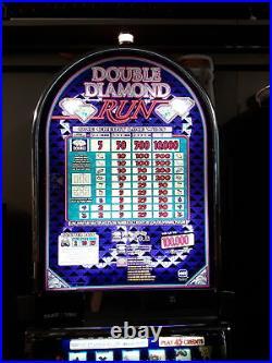 Double Diamond Run by IGT Slot Machine-FREE SHIPPING